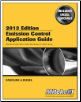 1996 - 2013 Emission Control Application Guide by Mitchell1 (SKU: ECAT13)