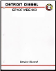 Detroit Diesel EPA07 MBE 900 Diesel Engine Factory Workshop Manual (SKU: DDC-SVC-MAN-0034)