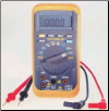 Professional Digital Multimeter Auto-Ranging (SKU: ESI480A)