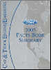 2005 Ford Car and Truck Engine/Emissions Facts Book Summary (SKU: FCS1209605)
