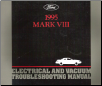 1995 Lincoln Mark VII Electrical & Vacuum Troubleshooting Manual (SKU: FCS1212095)