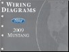 2009 Ford Mustang Factory Wiring Diagrams (SKU: FCS1212109)