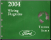 2004 Ford Taurus & Mercury Sable Factory Wiring Diagrams (SKU: FCS1212304)