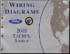2005 Ford Taurus & Mercury Sable- Wiring Diagrams (SKU: FCS1212305)
