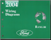 2004 Ford Ranger - Wiring Diagrams (SKU: FCS1212704)