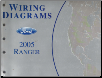 2005 Ford Ranger EVTM - Electrical and Vacuum Troubleshooting Manual (SKU: FCS1212705)