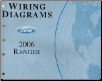 2006 Ford Ranger Factory Wiring Diagrams (SKU: FCS1212706)