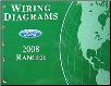 2008 Ford Ranger Factory Wiring Diagrams (SKU: FCS1212708)