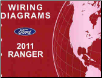 2011 Ford Ranger Factory Wiring Diagrams (SKU: FCS1212711)