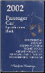2002 Ford Passenger Car Specification Book (SKU: FCS1213902)