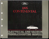 1995 Lincoln Continental Electrical and Vacuum Troubleshooting Manual (SKU: FCS1217295)