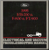 1995 Ford F/B-700, F-800 and FT-900 Electrical and Vacuum Troubleshooting Manual (SKU: FCS1220195)