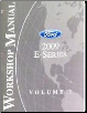 2009 Ford Ranger Factory Workshop Manual - 2 Volume Set (SKU: FCS12542091-2)