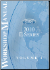2010 Ford E-Series Factory Workshop Manual - 2 Volume Set (SKU: FCS12251101-2)