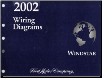 2002 Ford Windstar Wiring Diagrams Manual (SKU: FCS1225502)