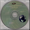 2000 Ford Car & Truck Factory Workshop Information - CD-ROM (SKU: FCS1255100CT1)