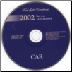2002 Model Year Ford, Lincoln & Mercury Cars: Factory Workshop Information DVD-ROM (SKU: FCS1255102C7)