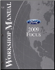 2009 Ford Focus Factory Service Manual (SKU: FCS1294909)