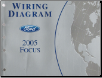 2005 Ford Focus - Wiring Diagrams (SKU: FCS1295005)