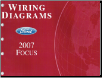 2007 Ford Focus Factory Wiring Diagrams Manual (SKU: FCS1295007)