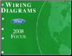 2008 Ford Focus Wiring Diagrams Manual (SKU: FCS1295008)