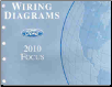 2010 Ford Focus Factory Wiring Diagrams (SKU: FCS1295010)