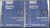 2002 Ford Thunderbird Factory Service Manual, 2 Volume Set (SKU: FCS1302802)