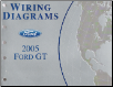 2005  Ford GT- Wiring Diagrams (SKU: FCS1379505)