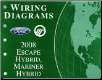 2008 Ford Escape Hybrid & Mercury Mariner Hybrid Factory Wiring Diagrams (SKU: FCS1432808)