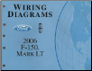 2006 Ford F150 & Lincoln Mark LT - Wiring Diagrams (SKU: FCS1433206)