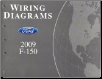 2009 Ford F-150 Truck Factory Wiring Diagrams (SKU: FCS1433209)