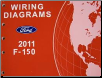 2011 Ford F-150 Factory Wiring Diagrams (SKU: FCS1433211)
