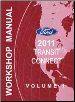 2011 Ford Transit Connect Factory Workshop Manual (SKU: FCS2103111)