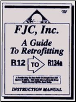 FJC Automotive Guide to AC Retrofitting (SKU: FJC2815)