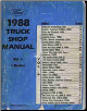 1988 Ford L-Series Truck Factory Service Manual (SKU: FPS1211188)