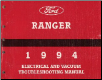 1994 Ford Ranger - Electrical and Vacuum Troubleshooting Manual (SKU: FPS1212794)
