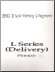 1993 Ford Medium/Heavy Truck L-Series Wiring Diagrams (Delivery Configuration) (SKU: FPS1213593Y)