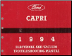 1994 Ford Capri Electrical and Vacuum Troubleshooting Manual (SKU: FPS1218994)