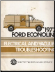 1977 Ford Econoline Electrical and Vacuum Troubleshooting Manual (EVTM) (SKU: FPS365306)