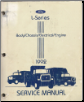 1992 Ford L-Series Truck Service Manual- Body, Chassis, Electrical & Engine (SKU: FPS1211192)