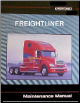 Freightliner Columbia Truck Factory Maintenance Manual (SKU: STI4092)