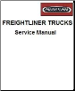 Freightliner 108SD & 114SD Truck Factory Service Manual (SKU: STI497M)