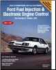 1980 - 1987 Ford Fuel Injection & Electronic Engine Control (SKU: GFF8-0837603021)