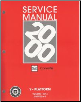 2000 Chevrolet Corvette Service Manual - 3 Volume Set