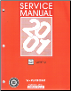 2001 Chevrolet Lumina Factory Service Manual - 2 Volume Set (SKU: GMP01WCL1-2)