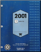 2001 Pontiac Grand Prix Factory Service Manual - 3 Volume Set (SKU: GMP01WP)