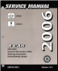 2006 Chevrolet Cobalt & Pontiac Pursuit Factory Service Manual (SKU: GMP06ANS)