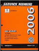 2006 Pontiac Grand Prix Factory Service Manual - 2 Volume Set (SKU: GMP06WP)