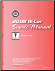 2008 Pontiac Grand Prix Factory Service Manual (SKU: GMP08WP)