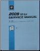 2009 Cadillac DTS Factory Service Manual (SKU: GMP09KS)